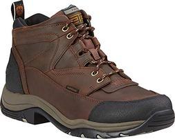 Ariat 10002183 Men's Terrain H20 Copper Waterproof Boot, Red