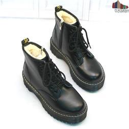2019 Nwq Women Martin Shoes Zippers, <font><b>Casual</b></fo