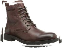 Amazon Brand - 206 Collective Men's Denny Lace-up Motorcycle