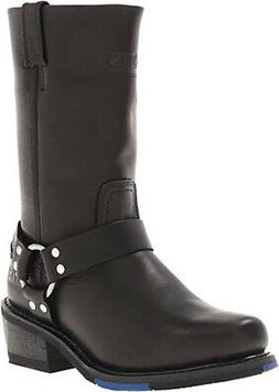 Bates 47100 Womens Tahoe Waterproof Side Zip Motorcycle Boot