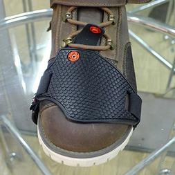 A.B Crew Soft Anti-lost Motorcycle Shoe Boot Cover Shifter S