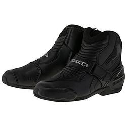Alpinestars SMX-1R Mens Motorcycle Boots - Black - 42