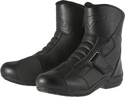 ridge waterproof men s street motorcycle boots