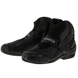 Alpinestars SMX-1 R Vented Boots - 8 US / 42 Euro/Black