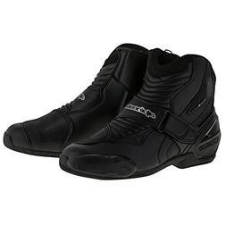 Alpinestars SMX-1R Mens Motorcycle Boots - Black - 46