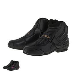 Alpinestars SMX-1R Women's Street Motorcycle Boots - Black/G