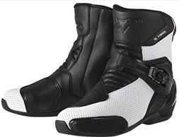 Alpinestars SMX-3 Vented Men's Street Motorcycle Boots - Bla