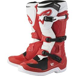 Alpinestars Tech 3 Men's Off-Road Motorcycle Boots - Red/Whi