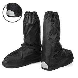 Anti-Slip Waterproof Boot Rain Covers for Shoes Motorcycle B
