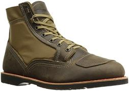 Bates Men's Freedom Work Boot, Brown, 11.5 M US