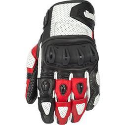 Cortech Impulse ST Adult Street Bike Motorcycle Gloves - Whi