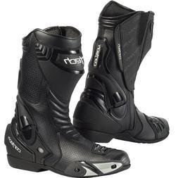 Cortech Latigo Air Men's Street Bike Motorcycle Boots - Blac