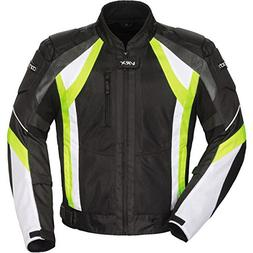 Cortech VRX Air Adult Vented Textile Road Race Motorcycle Ja
