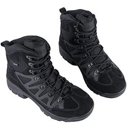 FREE SOLDIER Waterproof Mid Hiking Boots 6 Inch Outdoor Brea