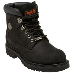 Harley-Davidson Men's Badlands Boot,Black,9.5 M
