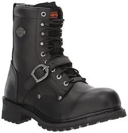 Harley-Davidson Men's Faded Glory Boot,Black,10.5 M