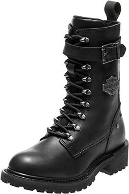 Harley-Davidson Women's Calvert Motorcycle Riding Boots | TF