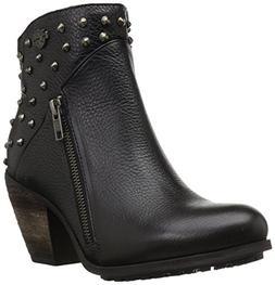Harley-Davidson Women's Wexford Fashion Boot, Black, 7 M US