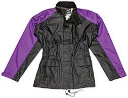 Joe Rocket RS2 Womens 2-Piece Motorcycle Rain Suit