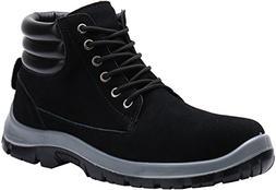 MODYF Men's Steel Toed Work Safety Boots