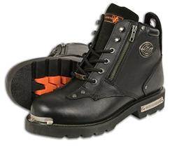 Milwaukee Leather Men's Classic Motorcycle Boots