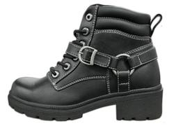 Milwaukee Motorcycle Clothing Company Womens Paragon Boots