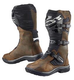 TCX Baja Waterproof Adventure Motorcycle Boots Brown EU44/US