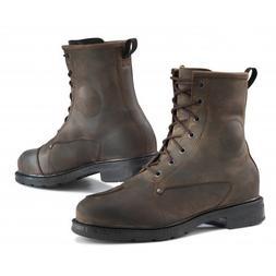 TCX X-Blend WP Men's Off-Road Motorcycle Boots - Vintage Bro