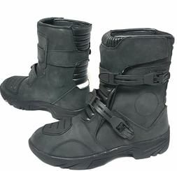 altimate Adventure Low motorcycle boots, mens,  waterproof t
