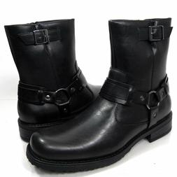 "NEW $95 Kenneth Cole Unlisted Black Boots ""Slightly Off"" Hig"