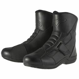 Alpinestars Black Ridge Waterproof Motorcycle Boots