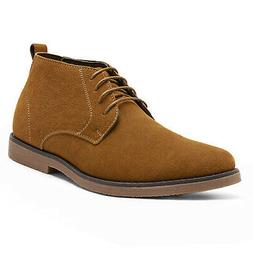 Bruno Marc Mens Chukka Suede Leather Slip On Classic Desert