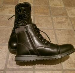 Bruno Marc Mens APACHE-03 Motorcycle Combat Ankle Boots size