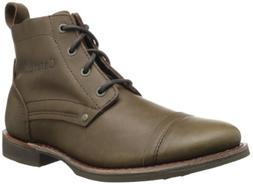 Men's Caterpillar 'Morrison' Cap Toe Boot Tin Pan 8 M