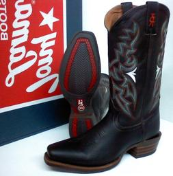 Tony Lama Chocolate Frio 3R Cowboy Western Motorcycle Boots