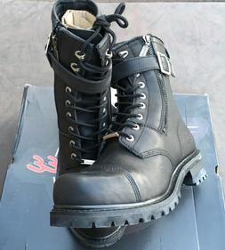 "Milwaukee Motorcycle Clothing Co. Men's ""Boot Camp"" Boot - R"