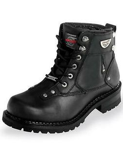 Milwaukee Motorcycle Clothing Co. Men's Outlaw Moto Boot - R