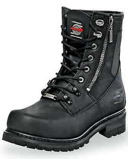 Milwaukee Motorcycle Clothing Co. Men's Trooper Moto Boot -