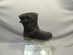 Coolway Adam Boots Women Black Dark Gray Boots Suede Gray Mo