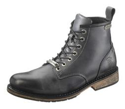Harley-Davidson Men's Darrol Motorcycle Boots. Black or Brow