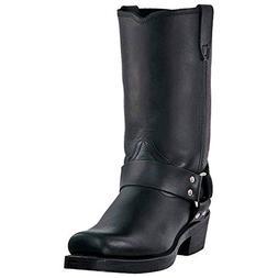 Dingo Dean DI19057 Black - Mens Boots