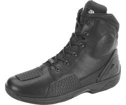 Bates E08800 Men's Adrenaline Black All Leather Footwear Mot