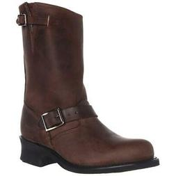 FRYE Women's Engineer 12R Boot, Gaucho, 7 M US