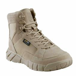 FREE SOLDIER Men's 6 inch Lightweight Boots Tactical Militar