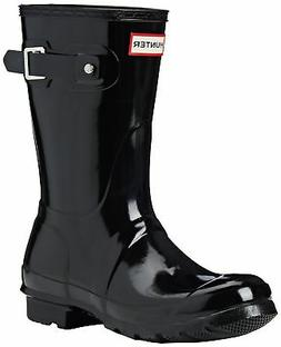 Hunter Original Gloss Short Boots