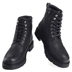 GM GOLAIMAN Men's Work Boots Combat Hiking Military Tactical