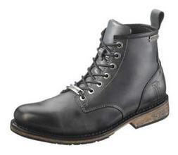Harley-Davidson Men's Darrol Motorcycle Boots. Black or Brow