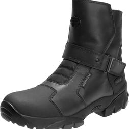 Harley-Davidson® Men's Giddens FXRG Waterproof Black Motorc