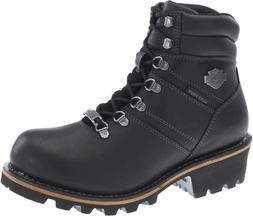 Harley-Davidson Men's Size 12 M LADSON waterproof boots Moto