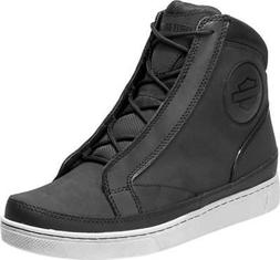 Harley-Davidson Men's Vardon 6.5-Inch Black Waterproof Motor